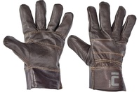 c38b9619fac FRANCOLIN rukavice celokožené - 10