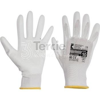 BUNTING EVOLUTION rukavice polyesterové s vrstvou polyuretanu na dlani a  prstech 588faca202