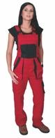 Montérkové kalhoty s laclem dámské  f5d4e1045a