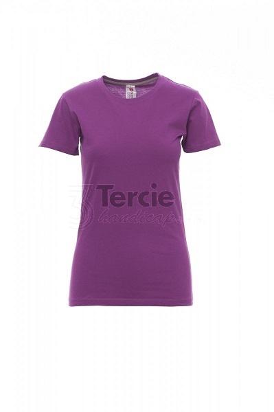 d448ee9a9e5 SUNSET LADY dámské tričko s krátkým rukávem
