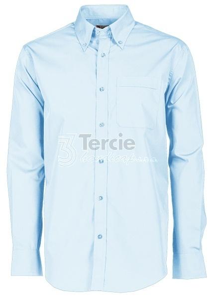 Elegance pánská košile s dlouhým rukávem 3d40bc613c