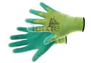 GROOVY GREEN rukavice nylon