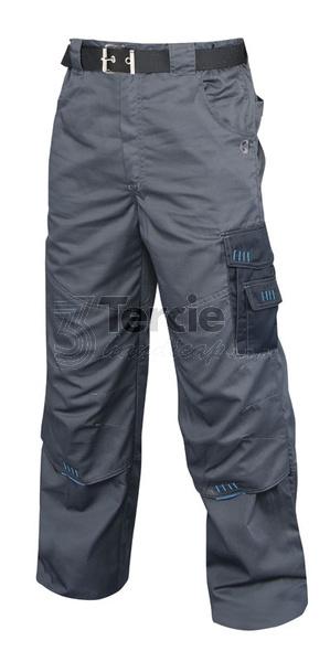Monterkové pracovní kalhoty do pasu pánské 4TECH 02 edfeb255d1